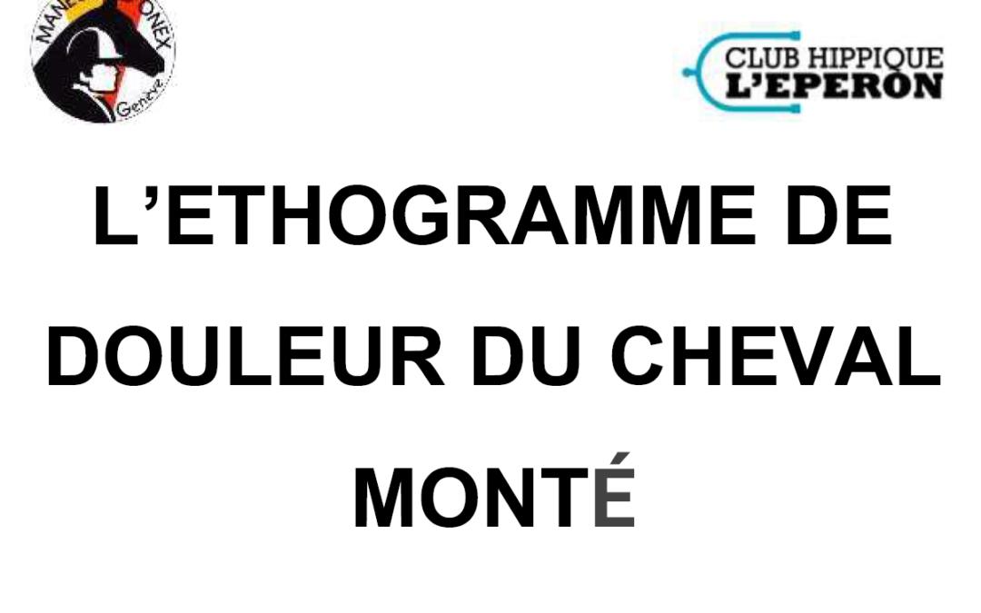 Conférence publique donnée par le Docteur Stéphane Montavon, vétérinaire.